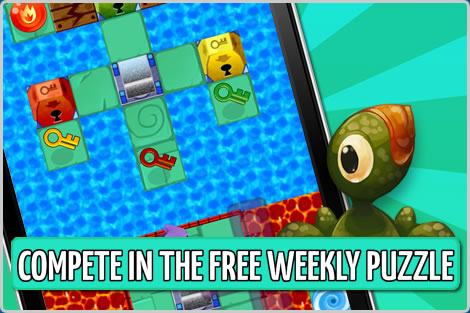 Chuck's Challenge iOS - Weekly Puzzles